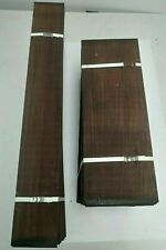Wholesale Lot Of 10, Guitar Back & Side Classical Rosewood Tonewood Book Match