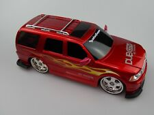 R/C Roller$ Dub City 2003 Lincoln Navigator 1:18 Jada Toys 27MHz RC CAR ONLY