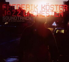 CD Album Frederik Köster Jazz Quartet Soundtrack Live im Stadtgarten 2010 EDEL