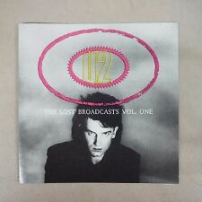 "U2 ""THE LOST BROADCASTS VOL.ONE"" PRO SOURCE SILVER DISC CD-BRAND NEW/REV RECORDS"