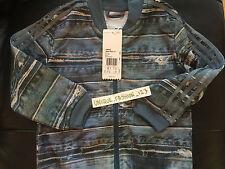 Adidas Jeremy Scott JS Kids Denim Survêtement 3-4 ans Veste Pantalon Pantalon Unisexe