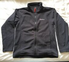 Berghaus Fleece From A Mens 3 In 1 Jacket Black Size Large