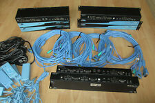Gefen KVM Extender 2xDVI USB Audio RS232 PS2 EXT-CAT5-7500HD 1080p 1920x1200