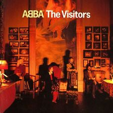 ABBA -THE VISITORS CD {LIMITED EDITION} DIGITALLY REMASTERED