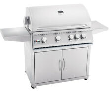 "Summerset Sizzler 32"" Stainless Steel Portable Gas Bbq Grill on Cart Lp or Ng"
