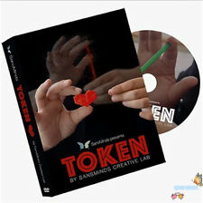 Token (Dvd and Gimmick) by SansMinds - Trick,Close Up,Gmmick,Accessory,Porps ,Fun