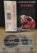 STEVIE NICKS    -THE OTHER SIDE OF THE MIRROR-                    Cassette Tape