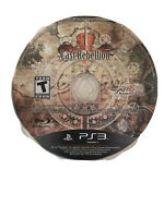 Last Rebellion PlayStation 3,PS3 Game Disc Rare RPG Fantasy 1