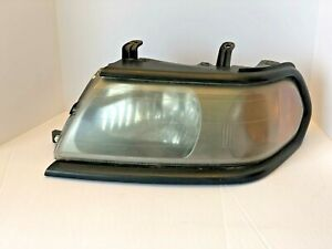 2000 - 2004 Mitsubishi Montero Sport Head Light Lamp Assembly Left Driver OEM