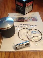 Honda Elsinore CR250 MT250 CR MT MR 250 Wossner Piston KIT 1975 - 77 NEW!