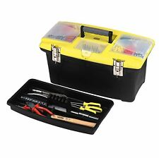 Stanley Jumbo Tool Box 16in + Tray