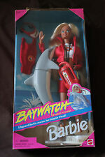 Mattel BAYWATCH BARBIE (1994) NRFB #13199 (7R)