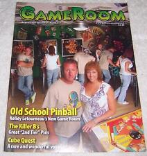 Game Room Magazine August 2009 Volume 21, Number 8 Pinball Video Games