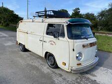 New listing 1974 Volkswagen Bus/Vanagon