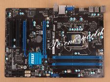 MSI MS-7758 Z77A-G41 Motherboard LGA 1155 DDR3 Intel Z77 100% working