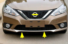 Front Fender Guard Protector Cover Trim for 2016 2017 Nissan Sentra Sylphy
