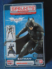 SPRUKITS DC BATMAN The Dark Knight Rises LEVEL 2 Poseable Model Kit 88Pc
