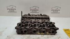 2010 FORD VAN E350 6.0L DIESEL CYLINDER HEAD **MISSING ROCKER ARMS & HARDWARE**