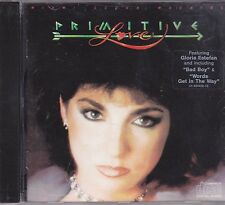 Miami Sound Machine-Primitive Love cd Album