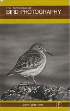 BIRD PHOTOGRAPHY John Warham **GOOD COPY**