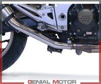 2 Auspuff Schalldampfer GPR M3 INOX Genehmigt KAWASAKI Z 1000 ZRT00A1A 2003 2006