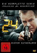"24 - Die komplette Serie -  inklusive ""24: Redemption"" (49 Discs) NEU in Folie"