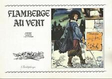 Y. Duval & Funcken – Flamberge au Vent – Publicité Cosco  Tirage spécial Hibou
