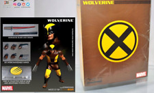 ONE:12 WOLVERINE BROWN   MEZCO TOYS.COM    A-26333  0696198765311 FREE SHIPPING