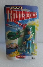 NEW MOC 1994 MATCHBOX THUNDERBIRDS VIRGIL TRACY PILOT ACTION FIGURE