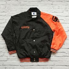 Vintage San Francisco Giants Dugout Jacket by Starter Size M