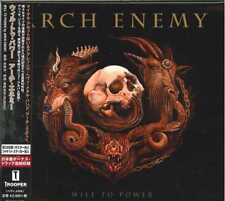ARCH ENEMY-WILL TO POWER-JAPAN CD BONUS TRACK F30