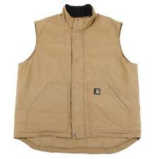 CARHARTT Waterproof Quilted Bodywarmer Jacket | Men's XL | Gilet Vest Vintage