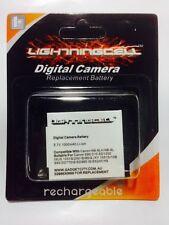 NB-6LH NB6LH NB6L Battery 4 Canon PowerShot SX170 SX240 SX270 SX280 SX500