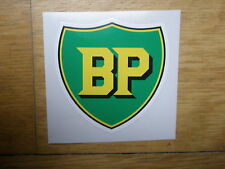 Tanksäule Tankzapfsäule Tankstelle BP Aufkleber gaspump decal pompe essence rar