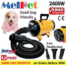 Pet Dog Cat Hair Dryer Grooming Adjustable Speed Hairdryer Blower Heater Blaster