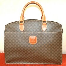AUTHENTIC AND  CHIC STYLISH VINTAGE CELINE HAND BAG - MADE IN ITALY.