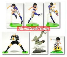 CAPTAIN TSUBASA Yoichi Takahashi Yujin SR Gashapon Figure Figurine Full Set of 6