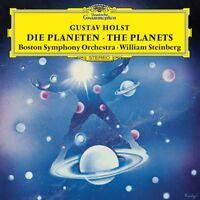 THE PLANETS - STEINBERG,WILLIAM/BSO   VINYL LP NEW HOLST,GUSTAV