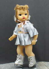 WONDERFUL  EARLY   'TERRI LEE'   DOLL in ICE SKATING OUTFIT