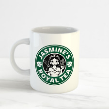 DISNEY TAZZA Starbucks, Gelsomino'S ROYAL TEA Divertente Fan Tazza, Aladdin