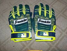 Dustin Pedroia Game Used batting gloves Boston Redsox