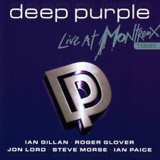 DEEP PURPLE - LIVE AT MONTREUX 1996 [CD]