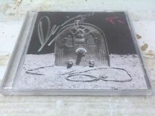 Devin Townsend  CASUALTIES OF COOL  Autographed CD by Devin and Che Aimee Dorval