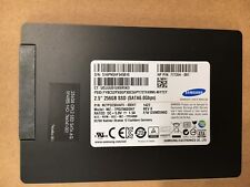 "Samsung 256GB 2.5"" HDD SATA SSD MZ-7PD256M 256GB ***Perfectly Working***"
