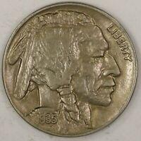 1935-P Buffalo Nickel. Extremely Choice AU. RAW2428/BN