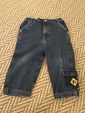 First Impressions Boys Construction Jeans Size 24 Months
