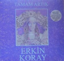 ERKIN KORAY tamam artik Foldout Sleeve  LP NEU OVP/Sealed