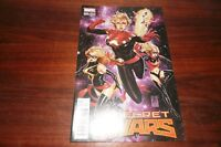 Secret Wars 5 CAROL DANVERS CAPTAIN Marvel Ms.. Brooks Midtown exclusive Variant