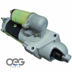 New Starter For For GM 6.2 & 6.5 Diesel Late Style Gear Reduction