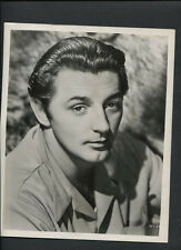 GREAT EARLY ROBERT MITCHUM CLOSEUP - 1947 PURSUED - VINTAGE PHOTO